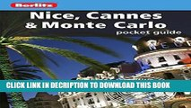 [PDF] Berlitz: Nice, Cannes and Monte Carlo Pocket Guide (Berlitz Pocket Guides) Full Colection