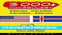 [PDF] 3000+ English - Icelandic Icelandic - English Vocabulary (ChitChat WorldWide) Full Colection