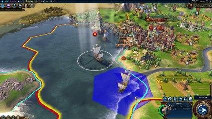 First Look Spain de Civilization VI