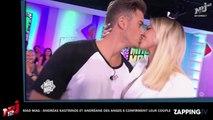 Le Mad Mag : Andréas Kastrinos et Andréane des Anges 8 en couple, ils officialisent avec un baiser (Vidéo)