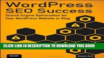 Collection Book WordPress SEO Success: Search Engine Optimization for Your WordPress Website or Blog