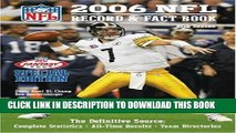 New Book 2006 NFL Record   Fact Book (Official NFL Record   Fact Book)