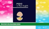 READ FREE FULL  PSD2 in Plain English (Payments Landscape for Non-Specialists) (Volume 1)  READ