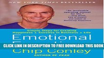 Collection Book Emotional Equations: Simple Truths for Creating Happiness + Success