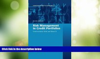 Big Deals  Risk Management in Credit Portfolios: Concentration Risk and Basel II (Contributions to