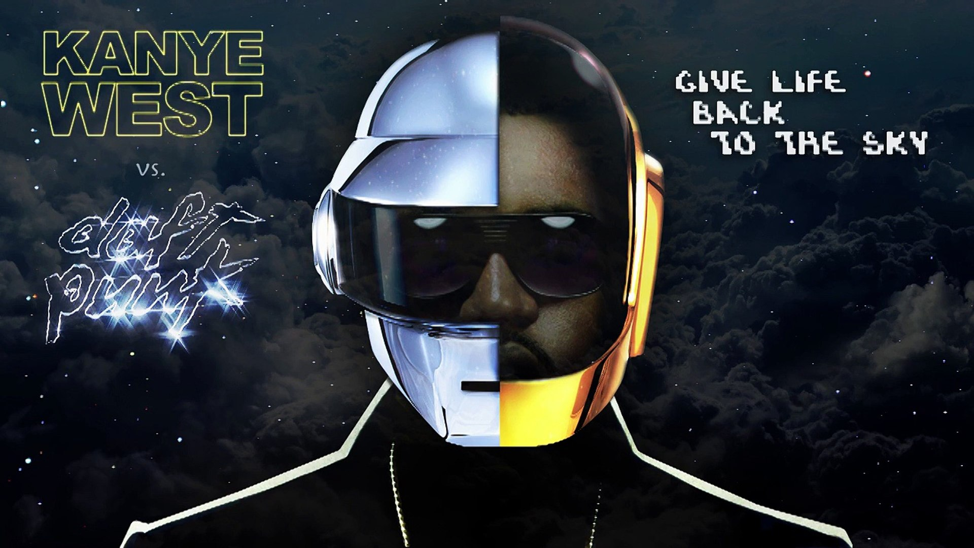Kanye West Vs Daft Punk Give Life Back To The Sky Video Dailymotion