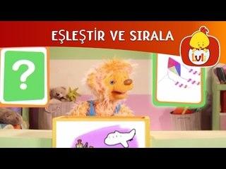 EŞLEŞTİR VE SIRALA - TAŞITLAR, LULI TV