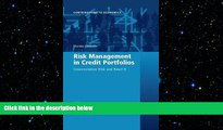 READ book  Risk Management in Credit Portfolios: Concentration Risk and Basel II (Contributions