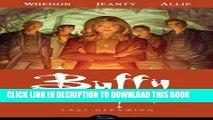 [PDF] Buffy the Vampire Slayer Season Eight Volume 8: Last Gleaming (Buffy the Vampire Slayer: