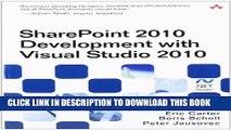 Collection Book SharePoint 2010 Development with Visual Studio 2010 (Microsoft Windows Development
