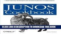 Collection Book JUNOS Cookbook (Cookbooks (O Reilly))