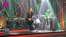 Nos bastidores do Música Boa ao Vivo, Anitta ensaia versão d