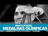 As medalhas olímpicas