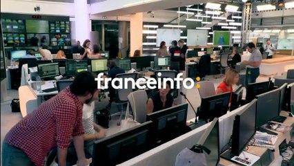 Boucle d'attente lancement franceinfo