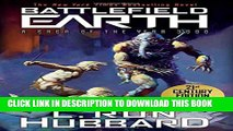 Collection Book Battlefield Earth: Epic New York Times Best Seller SCI-FI Adventure Novel