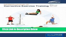 [Best Seller] NASM Essentials Of Corrective Exercise Training: First Edition Revised Ebooks Reads