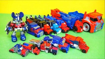 Transformers Optimus Prime Car Toys 트랜스포머 옵티머스 프라임 장난감