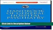 [Best Seller] Massachusetts General Hospital Handbook of General Hospital Psychiatry: Expert