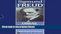 [Reads] Obras Completas Sigmund Freud (Biblioteca Nueva / New Library) (Spanish Edition) Online