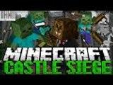 Minecraft วิว โก ออน Castle Siege ??!!!