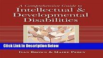 [Fresh] A Comprehensive Guide to Intellectual and Developmental Disabilities Online Books