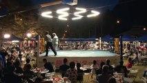 DASH Chisako vs. Mika Iwata (Sendai Girls at CIA Wrestling Festival 2015) - Hardcam