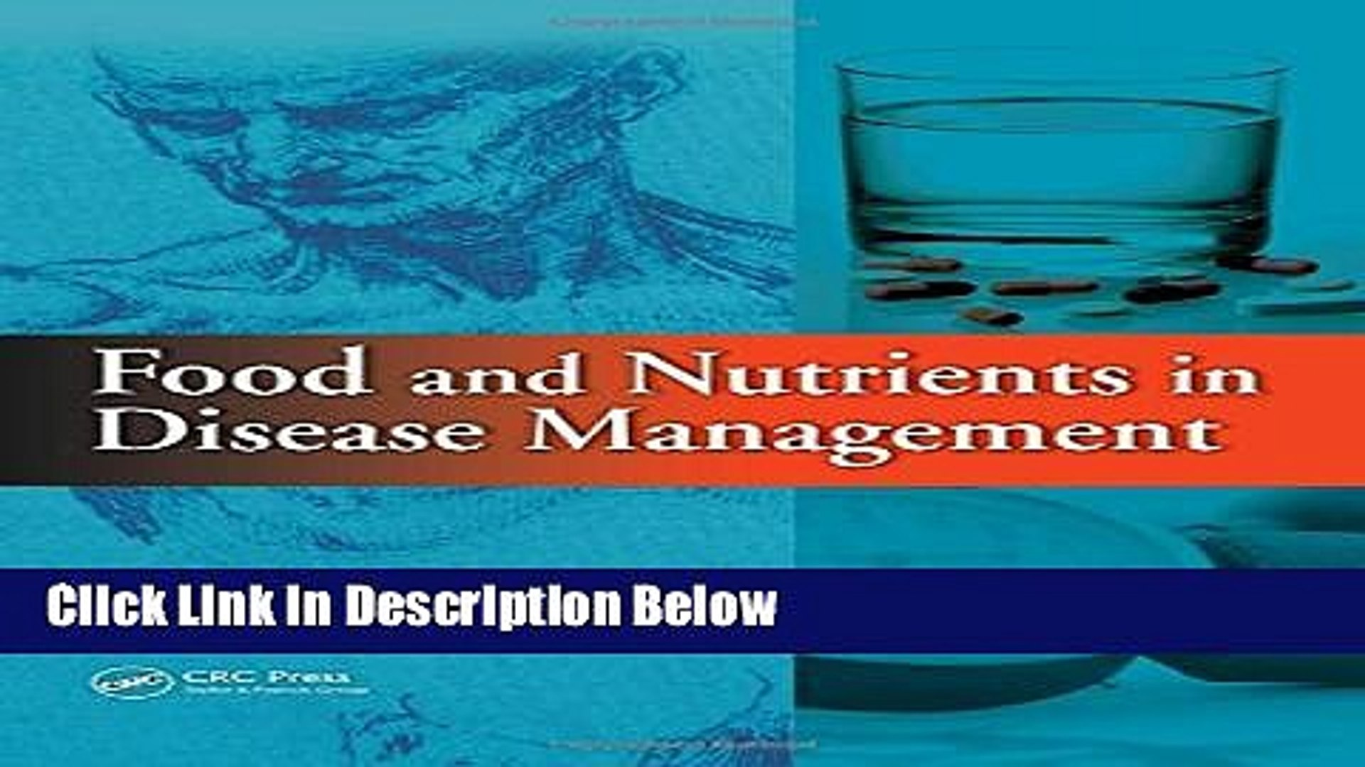 Food and Nutrients in Disease Management