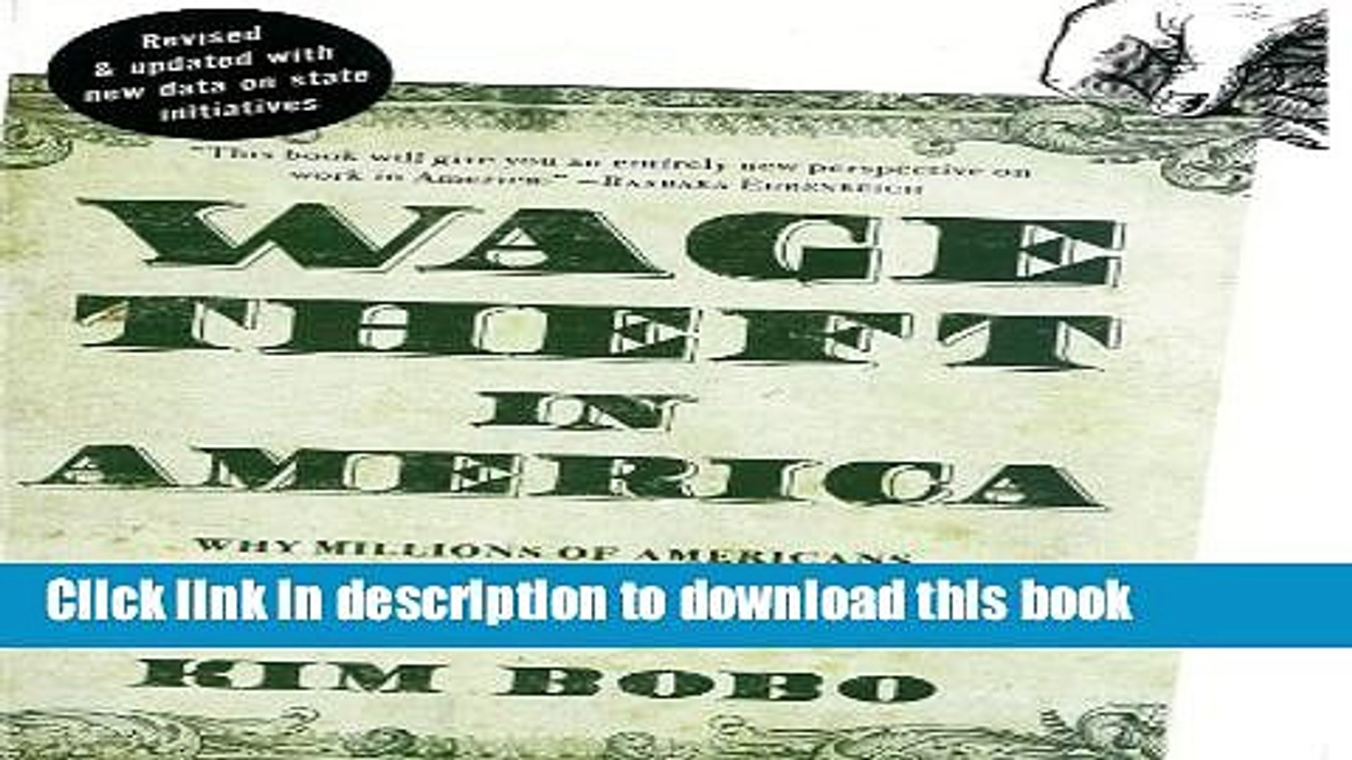 [PDF] Wage Theft in America: Why Millions of Working Americans Are Not Getting Paid—And What We