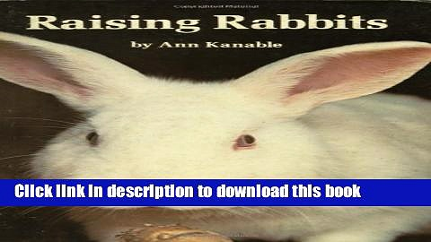 Read Raising Rabbits  Ebook Free