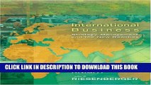 PDF] International Business: The New Realities (2nd Edition