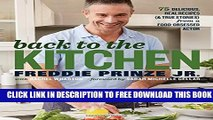 New Book Back to the Kitchen: 75 Delicious, Real Recipes (  True Stories) from a Food-Obsessed Actor