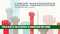 [PDF] Labor Movements: Global Perspectives (Social Movements) Popular Colection