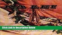 [Best Seller] Ka Lei: The Leis of Hawaii New Reads
