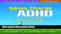 [Fresh] Taking Charge of ADHD, Third Edition: The Complete, Authoritative Guide for Parents New
