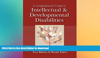 READ  A Comprehensive Guide to Intellectual and Developmental Disabilities FULL ONLINE