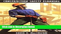 [Best Seller] Construction Safety Planning Ebooks Reads