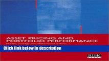 [Get] Asset Pricing and Portfolio Performance: Models, Strategy and Performance Metrics Free New