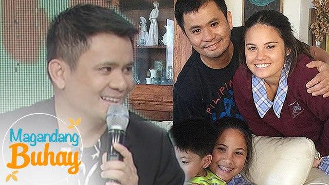 Magandang Buhay: Ogie Alcasid gets emotional
