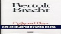 [PDF] Brecht Collected Plays: Life of Galileo : Part 1 Popular Colection