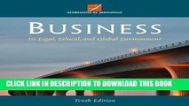 Collection Book Business: Its Legal, Ethical, and Global Environment