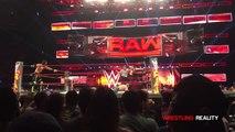 WWE RAW 22nd August 2016 Dark Match - AJ Styles, Seth Rollins vs. John Cena, Dean Ambrose