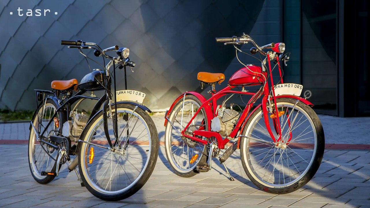 FABLAB BRATISLAVA : Bratia Furkovci skonštruovali prvý slovenský motobicykel