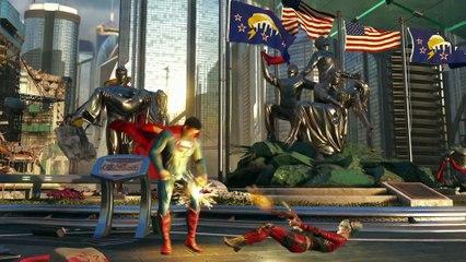 Harley Quinn et Deadshot débarquent ! de Injustice 2
