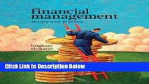 [Reads] Financial Management: Theory   Practice (with Thomson ONE - Business School Edition 1-Year