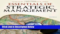 [Reads] Essentials of Strategic Management (Available Titles CourseMate) Online Ebook