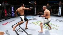 UFC 2 GAME 2016 MIDDLEWEIGHT BOXING UFC CHAMPION BOXERS MMA ● JOSH SAMMAN VS TIM BOETSCH