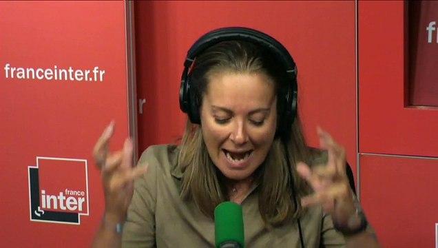 France Inter : Charline Vanhoenacker clashe Nicolas Sarkozy