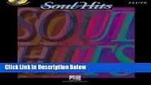 [Best Seller] Soul Hits - Flute Play-Along Pack (Instrumental Folio) (Play Along (Hal Leonard))