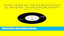 [Best Seller] The Great Alternative   Indie Discography New PDF