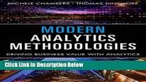 [Best] Modern Analytics Methodologies: Driving Business Value with Analytics (FT Press Analytics)